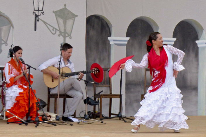 Kasandra Flamenco Ensemble - Dance and Music