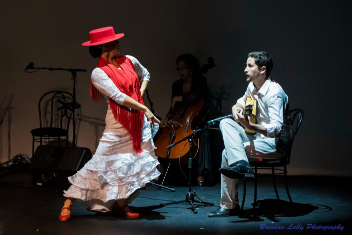 Kasandra Flamenco Ensemble - Music Dance Guitar Liron
