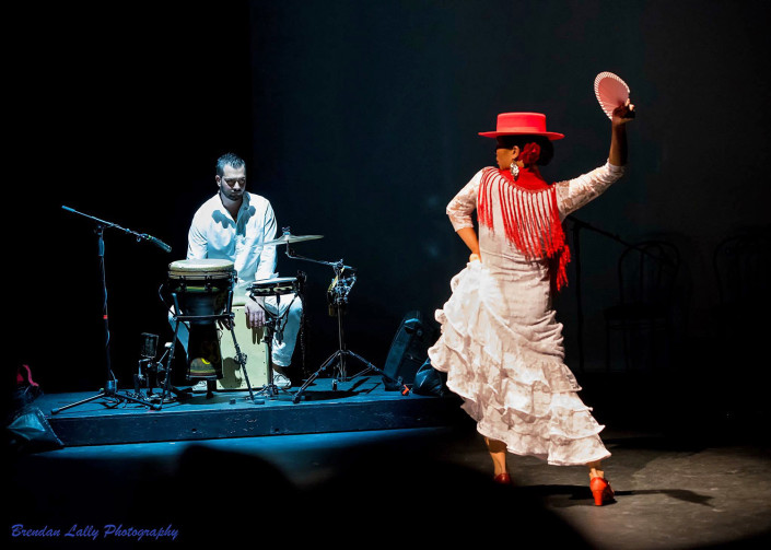 Kasandra Flamenco Ensemble - Music Percussion