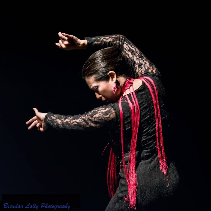 Kasandra La China - Flamenco Dancer