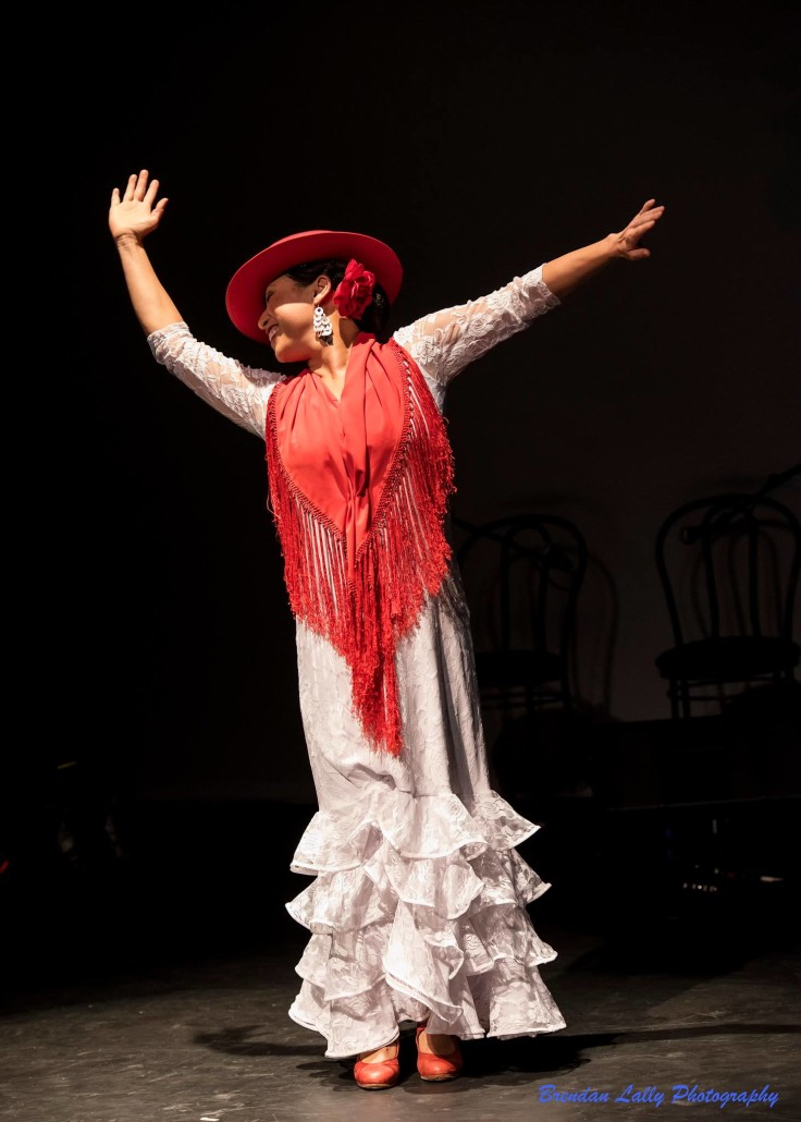 Kasandra La China - Flamenco Ensemble