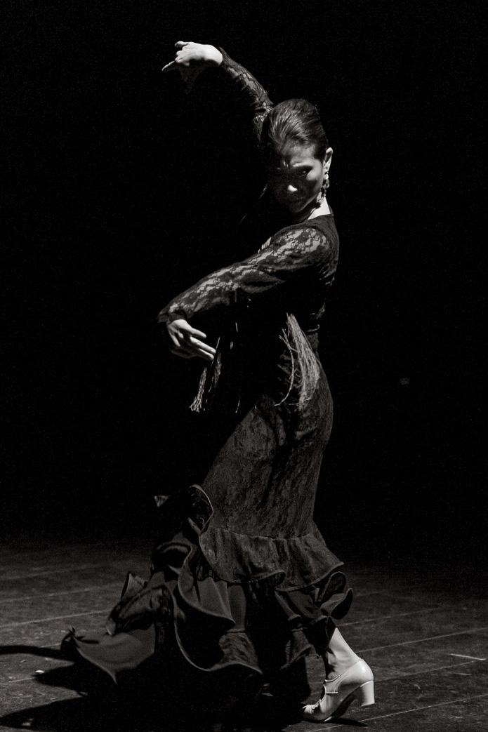 Kasandra La China - Flamenco Dancer