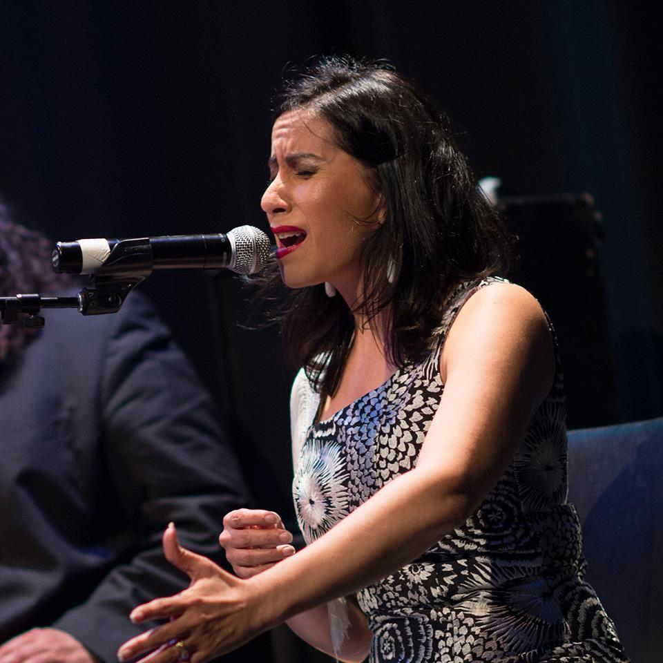 Jafelin Helten - Flamenco Singer