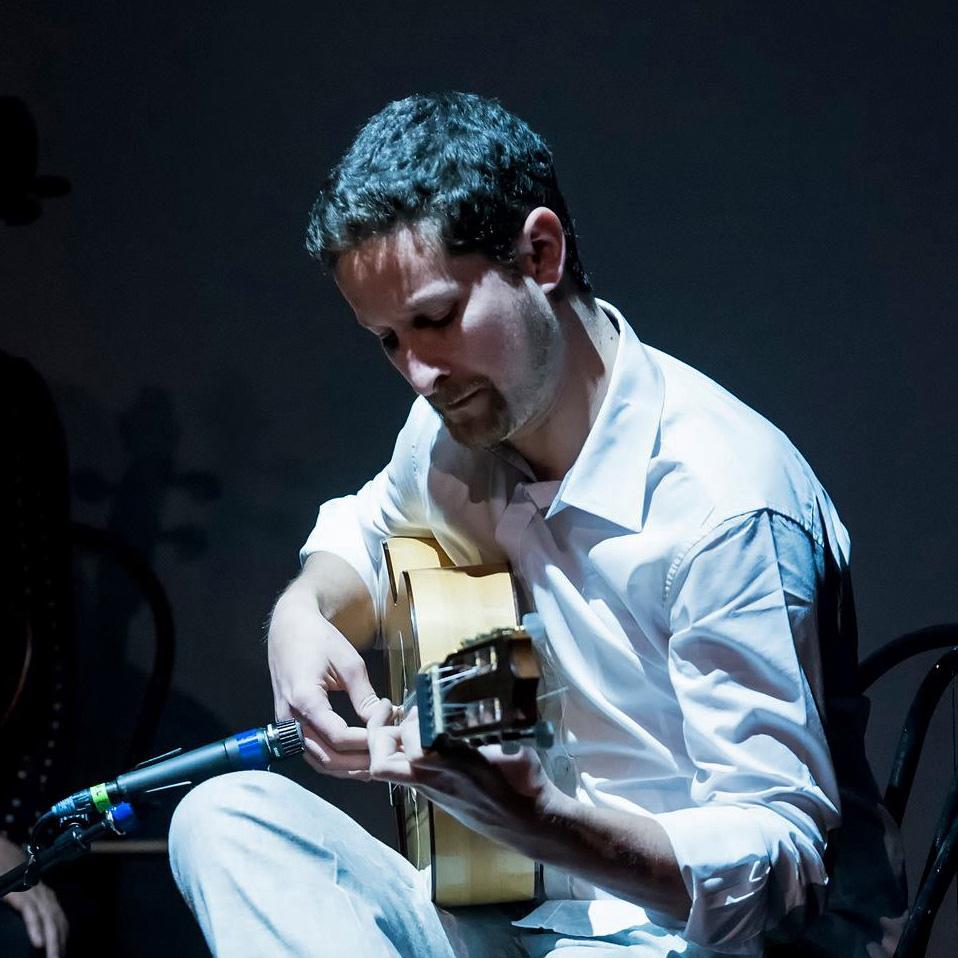 Liron Man - Flamenco Guitarist