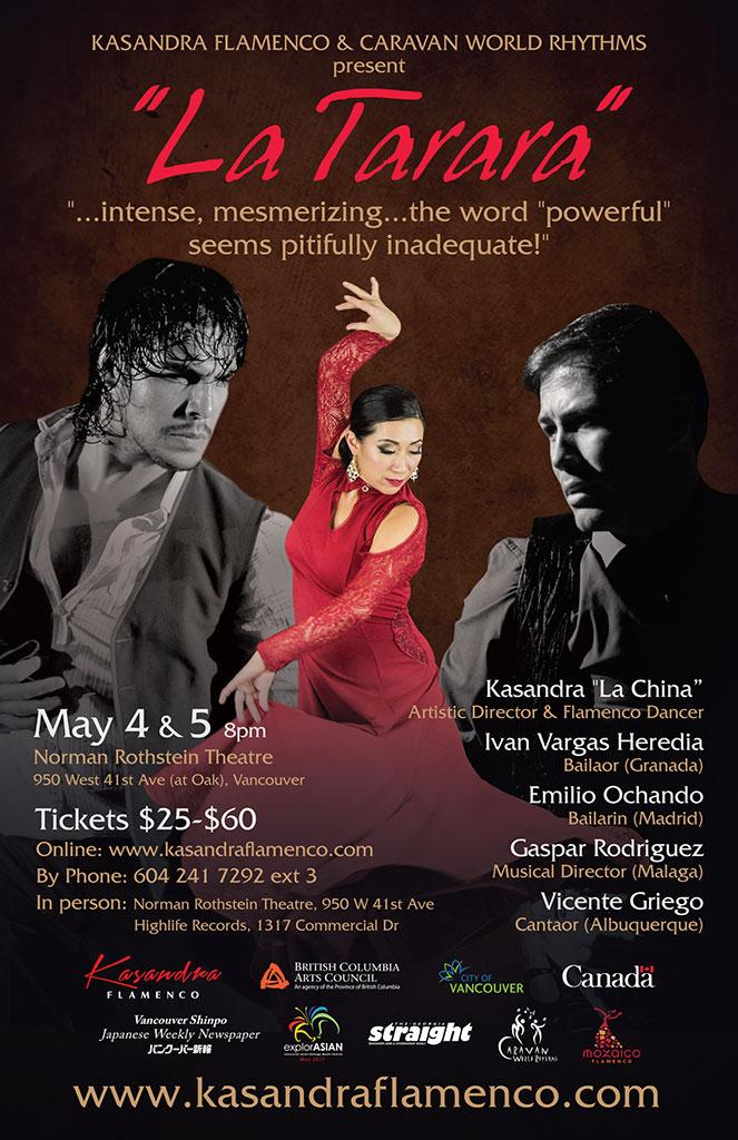 Kasandra-Flamenco-La-Tarara-Poster-2017
